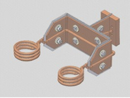 Multi-Position Brazing Coil