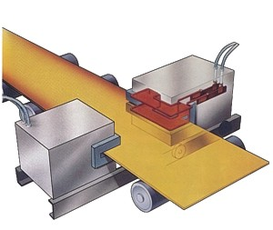 Edge Heating Illustration